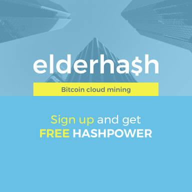 Cara mendapatkan Bitcoin & 150 Gh/s dari Elderhash.com