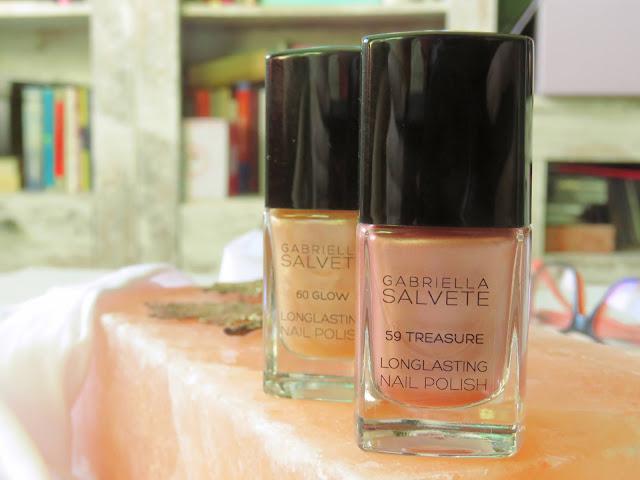 Gabriella Salvete laky na nechty