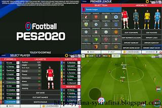 FTS Mod PES 2020 Mila Gamers