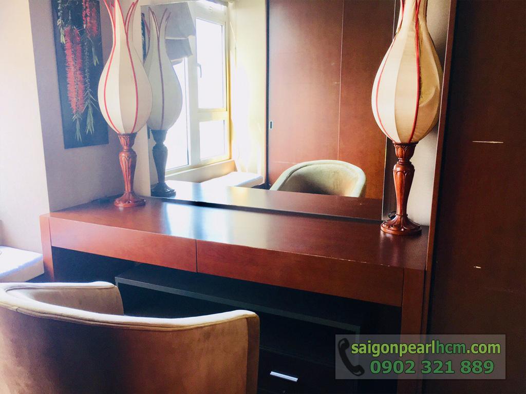 Cho thuê Saigon Pearl căn hộ 4 phòng ngủ 206m2 Ruby 1 view sông Sài Gòn - hình 19