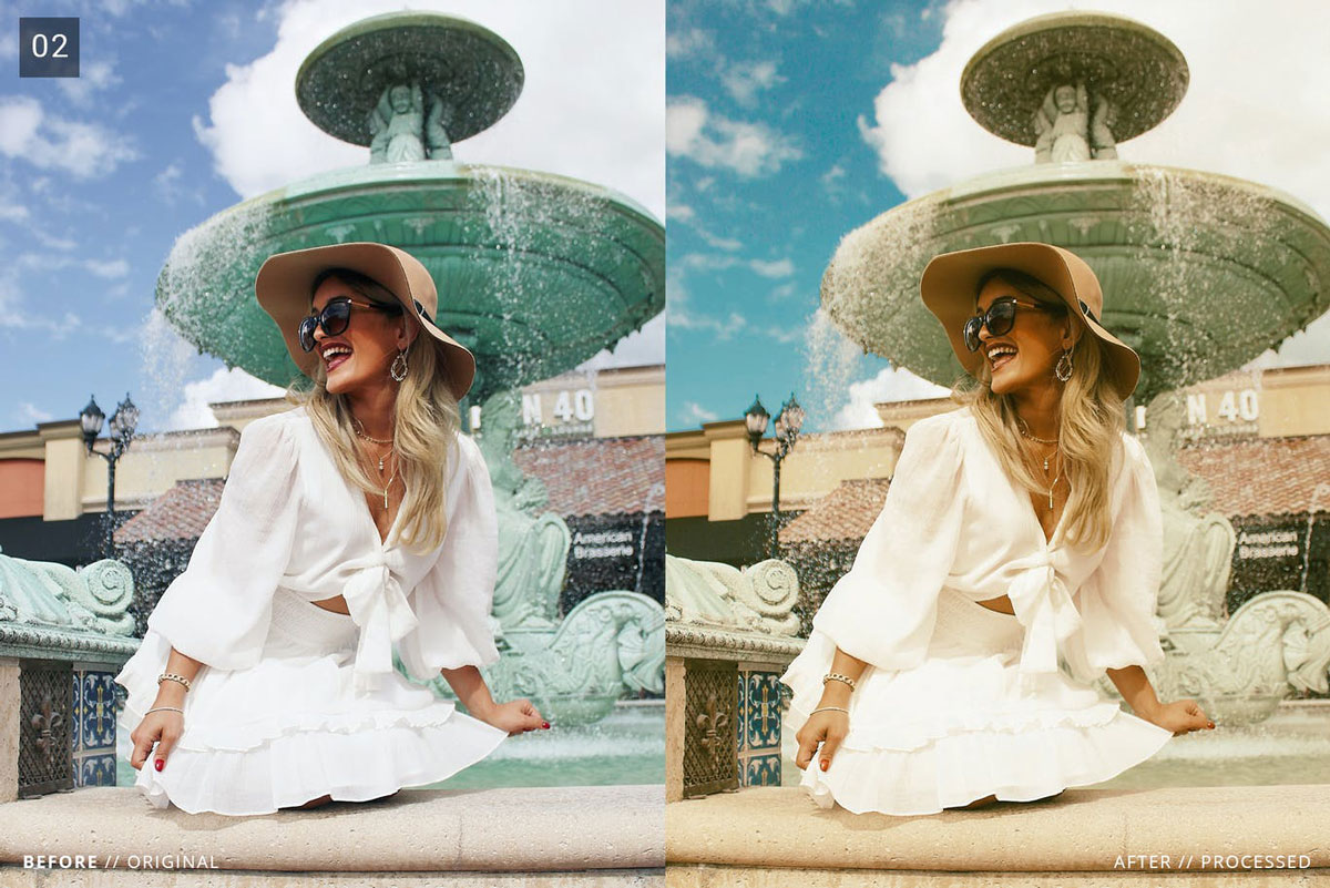 6 Gorgeous Look Lightroom Presets %252B Mobile %252C