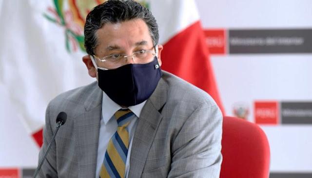 Ministro Rubén Vargas