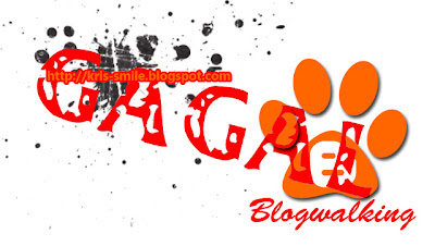 GAGAL BLOGWALKING