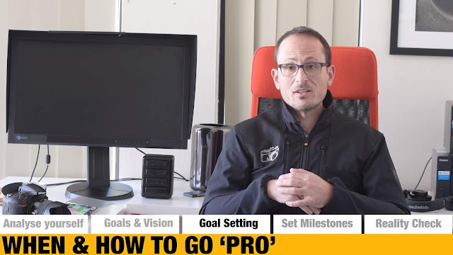 5 Tips To Know When & How To Go Pro Photographer