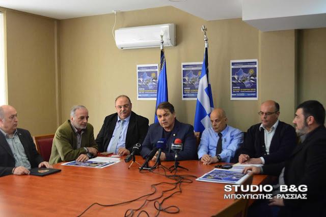 Συνέντευξη τύπου στο Άργος για το Πανηλειακό Συλλαλητήριο
