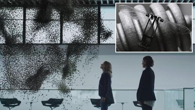 Cena do episódio Odiados Pela Nação, da terceira temporada de Black Mirror.