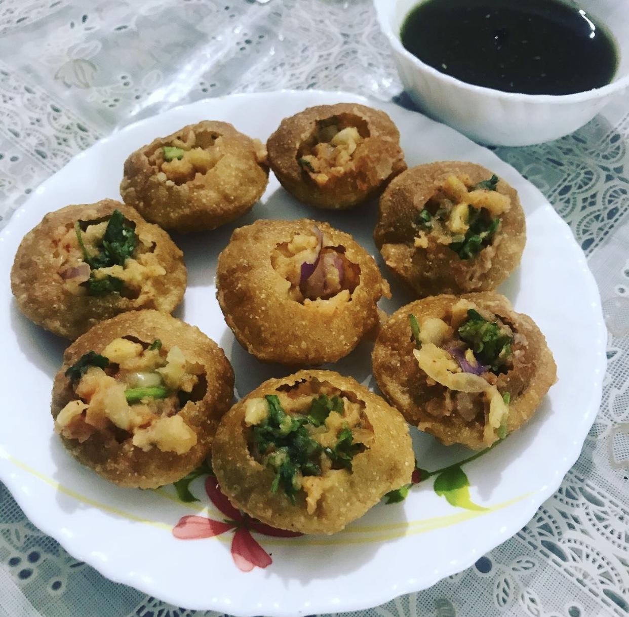 panipuri (golguppe)recipe