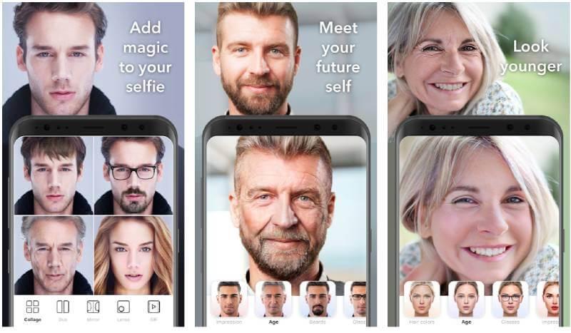 تحميل faceapp pro مهكر اخر اصدار 3.4.7