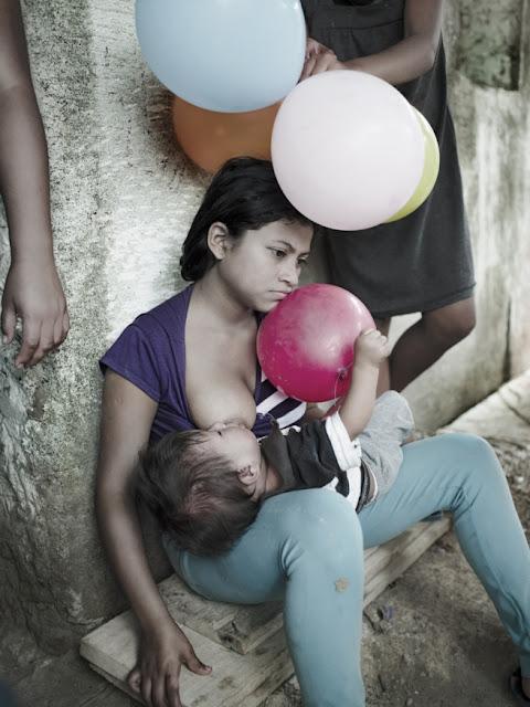djevojčice koje su postale mame