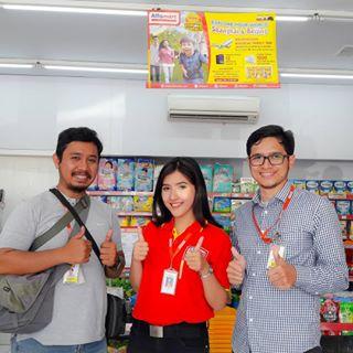 Daftar Gaji Karyawan Alfamart Terbaru