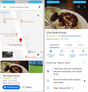 Cara Mudah Memberi Ulasan pada Tempat di Google Maps