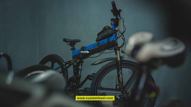 Sepeda Listrik Jogja