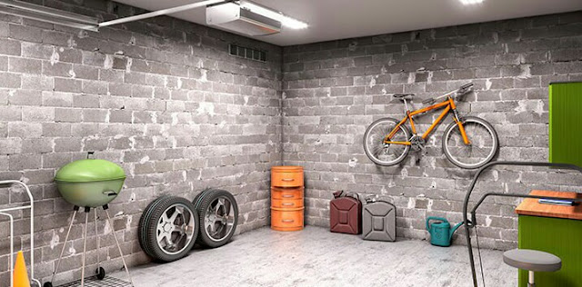 what to do in the garage to make money