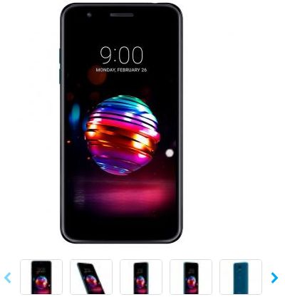 Smartphone LG K11 Plus