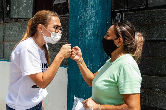 El PRI listo para la elección: Alejandra Rivas