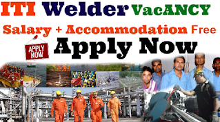 10th, 12th, ITI Job Opportunity For Welder  On Roll Vacancy in Larsen & Toubro Limited (L&T) Surat, Gujarat
