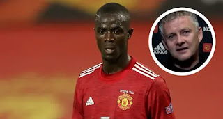 Ole Gunnar Solskjaer give importanto update on Bailly's Man United future