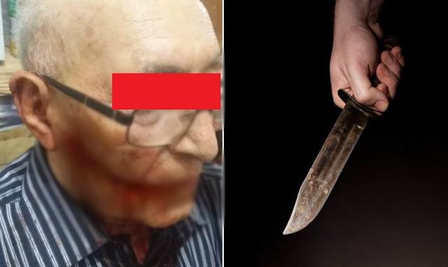 """خطير..إبن """"عاق"""" يذبح والده بسبب خلاف حول مبلغ 50 درهم بمنطقة حي الرحمة بسلا..قراو التفاصيل⇓⇓⇓"""