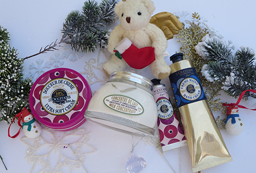 Hydrate Your Skin with L'Occitane this Christmas/Holiday  ~ #Review #2016GiftGuide