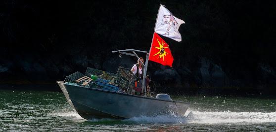 fishery Mi'kmaw native peoples aboriginal violence Nova Scotia Canada treaty