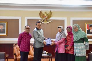 Menteri PANRB Apresiasi Penerapan e-Kinerja Berbasis BSC di NTB