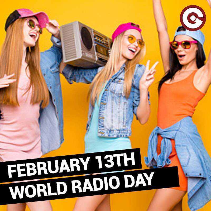 World Radio Day Wishes for Instagram
