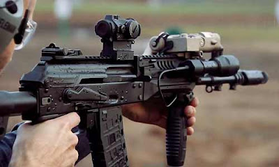 Assault Rifles For Indian Army