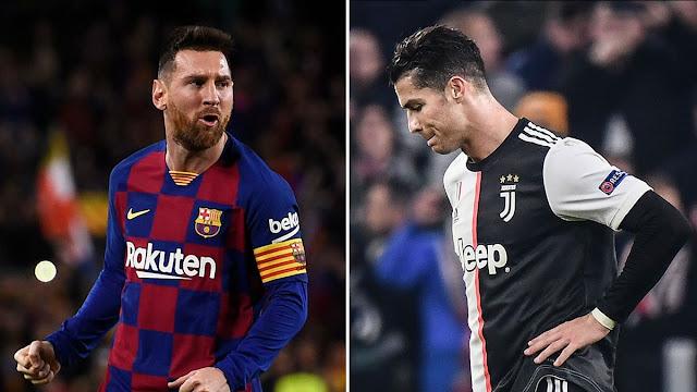 Messi & CR7