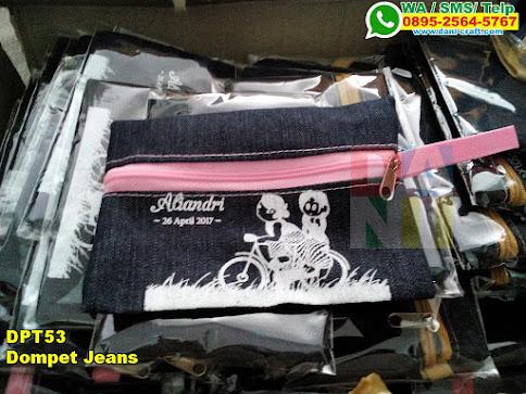 Dompet Jeans