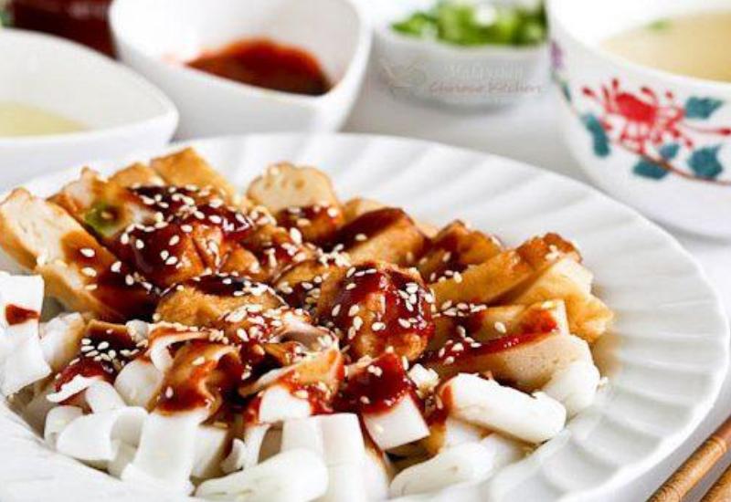 Makanan Tradisional Masyarakat Cina