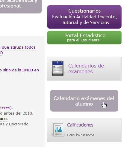 Uned Calendario Examenes.Informatica Uned Calendario Examenes Uned