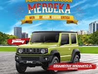 Suzuki Umumkan Pemenang Jimny dalam Program MERDEKA