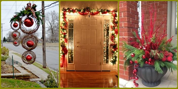 De todo un poco decoraciones navide as para el hogar for Decoraciones de navidad para el hogar