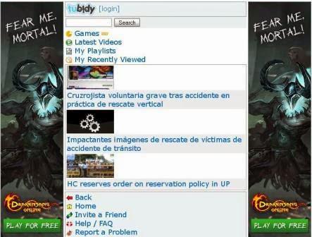 Tubidy.mobi Situs Download Video lewat HP