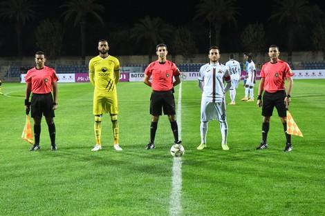 المغرب الفاسي يهزم الجيش بثنائية في البطولة