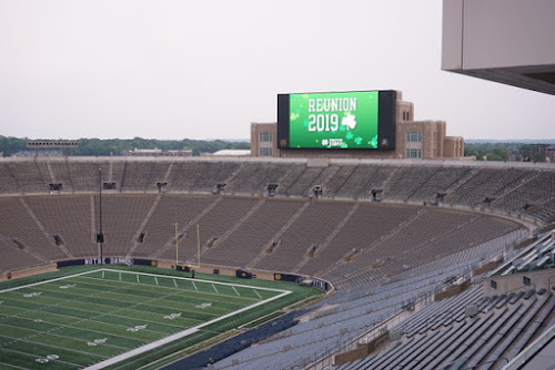 The University of Notre Dame Class of 1969 Blog: '69 Domer