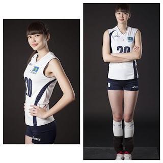 Foto Sabina Altynbekova cute