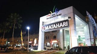 Mall Balikpapan baru di Balikpapan