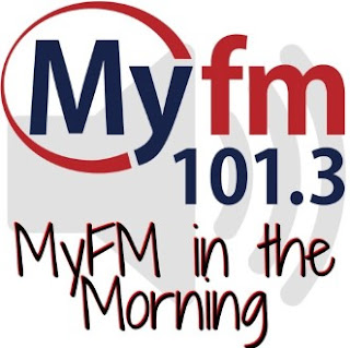 MyFM In The Morning - Jamie Hellen 1-25-19