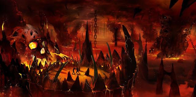 Review truyện Ta Vào Ở Địa Ngục