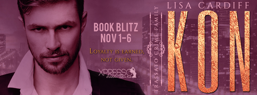 Book Blitz  Giveaway - Kon By Lisa Cardiff  Wild And -4476