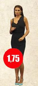 Cuánto mide Carolina Escobar