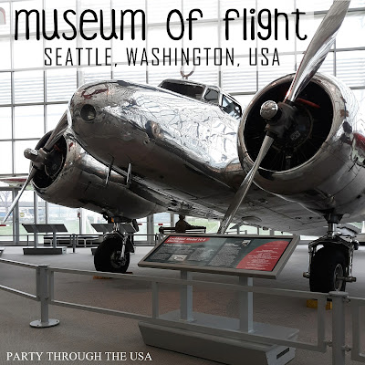 How to visit the Seattle Museum of Flight with Kids