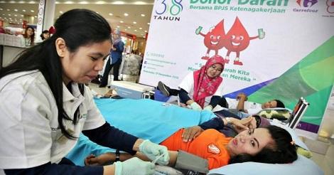 Manfaat Donor Darah Bagi Anak Muda