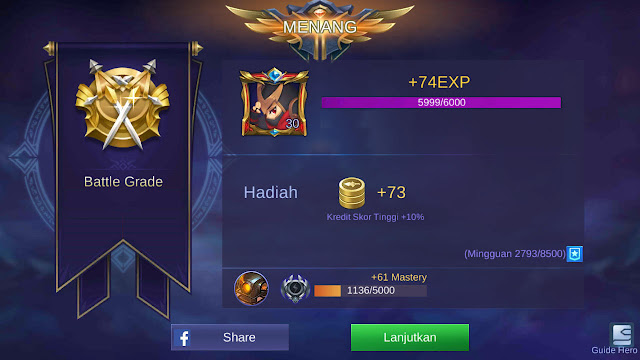 BP dari Brawl Mobile Legends