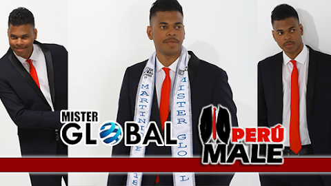 Mister Global Martinique 2018