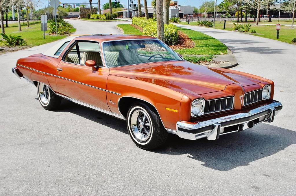 All American Classic Cars 1974 Pontiac Luxury Lemans 2