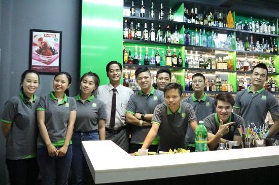 học Bartender ở TPHCM