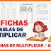 460 EJERCICIOS DE TABLAS DE MULTIPLICAR