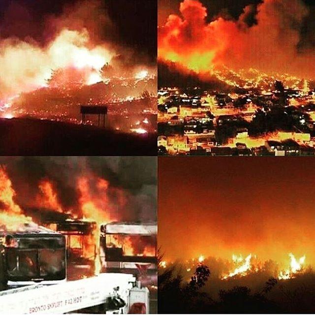Karena Larang Adzan Berkumandang di Masjid Al-Aqsa, Israel Dilanda Kebakaran Besar
